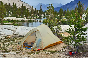 Big Agnes Ultra Light Fly Creek 2
